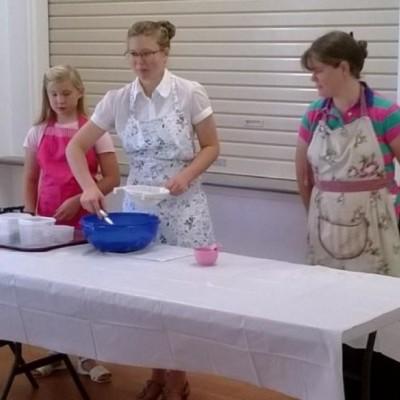 Gluten free Cooking Demonstration