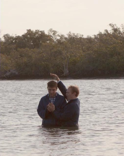 Baptism QLD - Etienne Decuyper