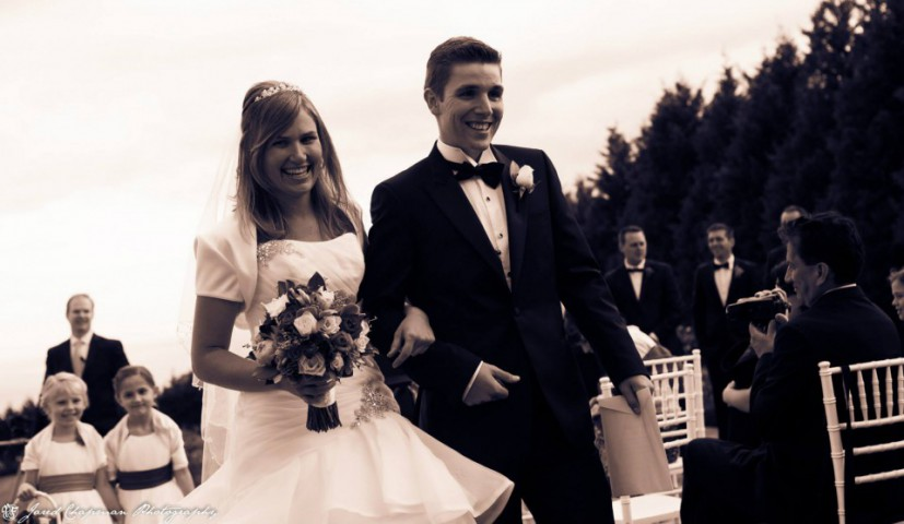 Josie and Etienne Wedding