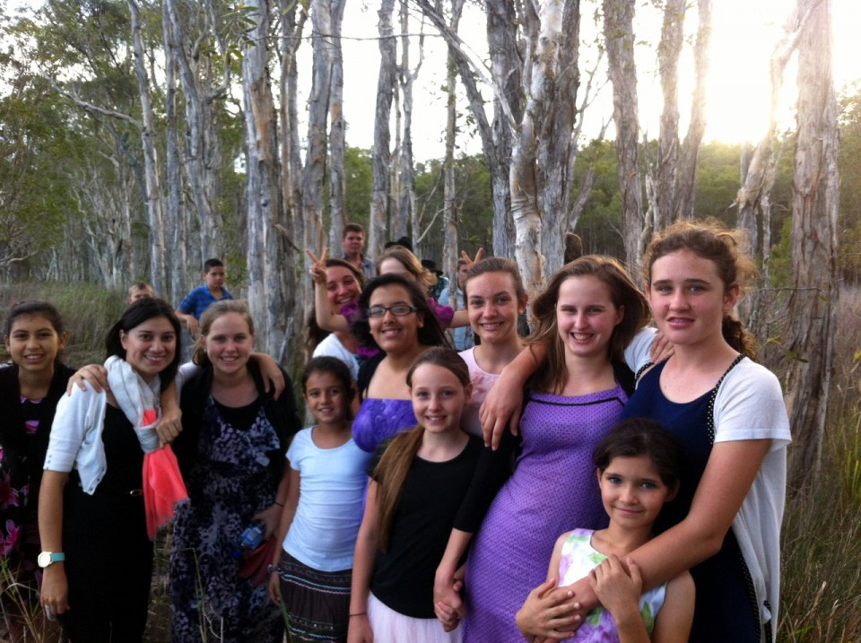 QLD Youth Camp - Boreen Point - photo3 - Small
