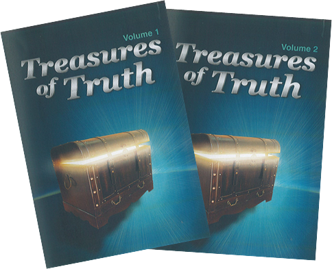 Treasures of Truth Volume 1 & 2