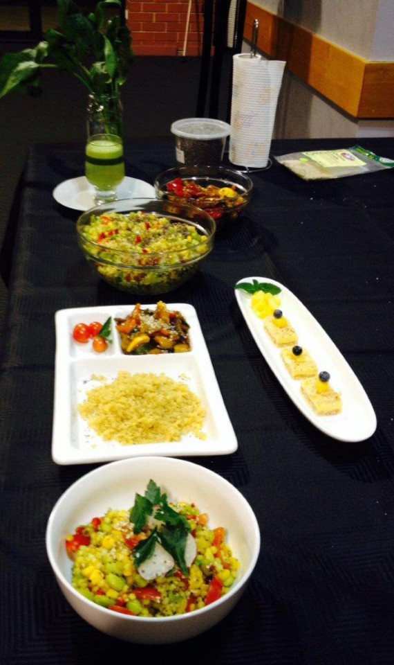 Vegetarian Way Cooking Classes – Schofields Church NSW – Seventh Day