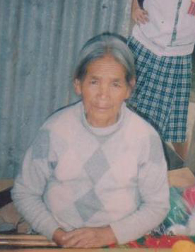 Adellina Cayong Cay-ohen__10 Dec 1925 to 12 Dec 2014__Cropped