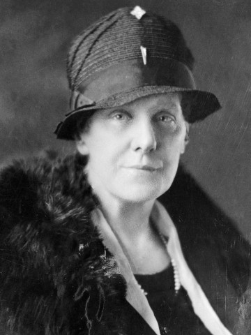 Anna Jarvis__mothers day founder