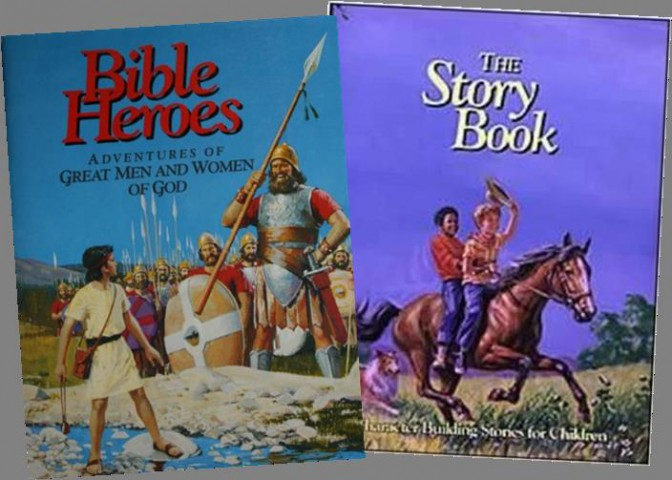 Bible Heroes__Story Book
