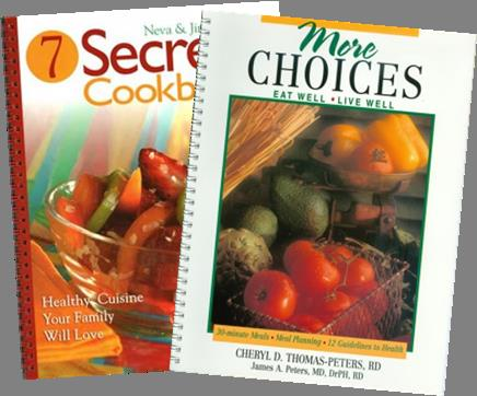 More Choices and Secret Cookbook