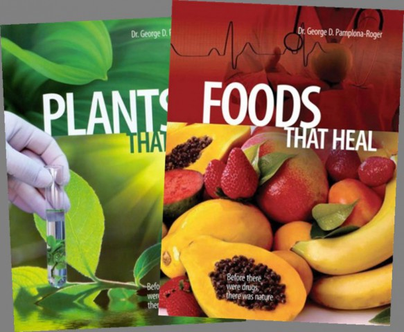 Plants that Heal and Foods that Heal