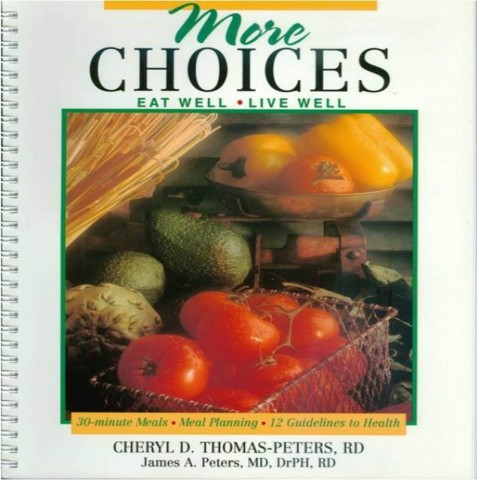 More choices cookbook