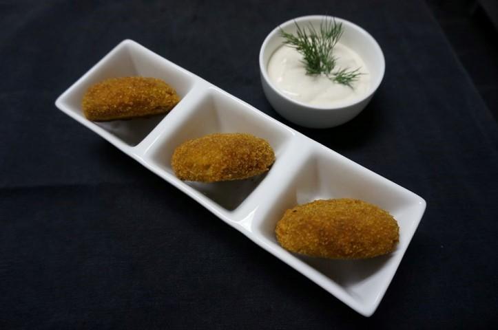 Quinoa Millet and Tofu Patties