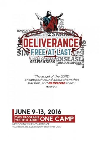 NSW Conference 2016 Invite