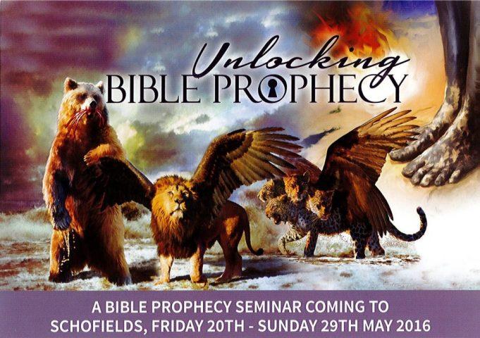 Unlocking Bible Prophecy__May 2016