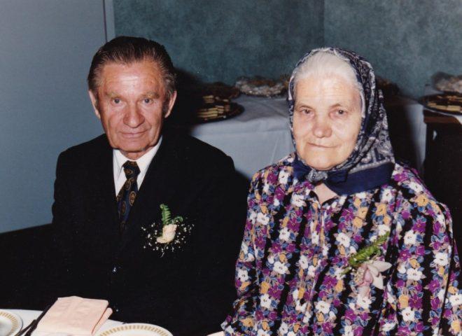 Teodor and Mileva