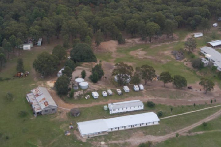 Elim Heights Aerial View